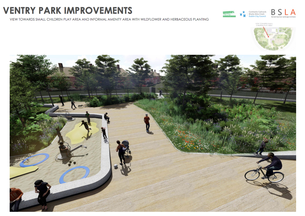 The New Ventry Park Proposals